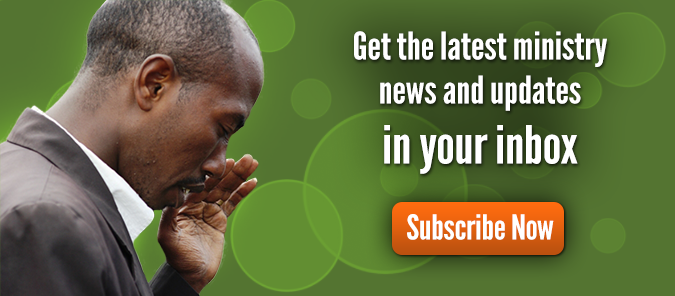 Sign up today to receive Bible League eNews in your inbox