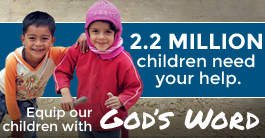 Give today and your gift will be doubled!