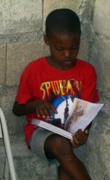 Creole Childrens Bibles are a blessing to the kids!