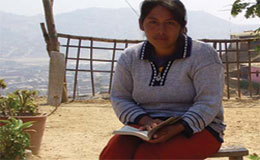 A Bible Study in Peru offers the hope of new life in Christ to a family dealing with adultery