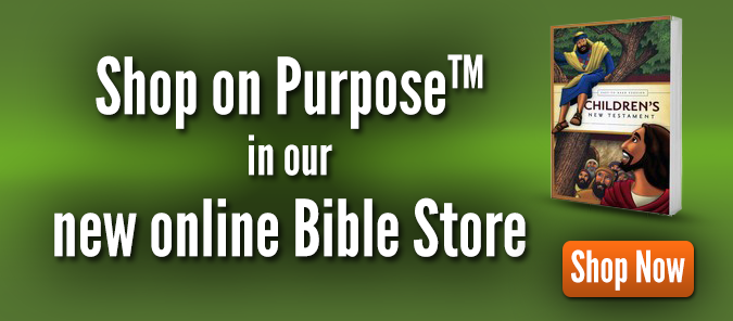 Shop on Purpose in our new online bookstore! Shop Now!