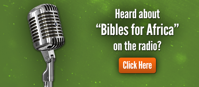 Heard about Bible League International on the radio? Click here to give now.