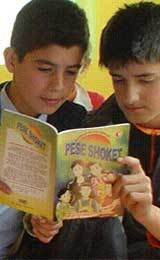 The gift of a Bible to Muslim children in Albania leads them to the joy of Christ in their lives.