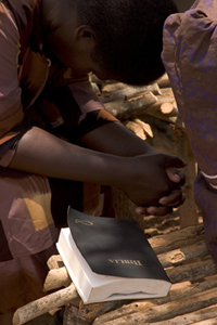 Kenyan Bibles provide traditional Maasai people with Scriptures in their heart language