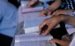 Tibetans are able to read and study the Bible in their own language