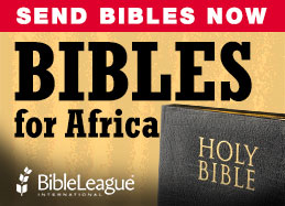 1800yesword Bibles for Africa